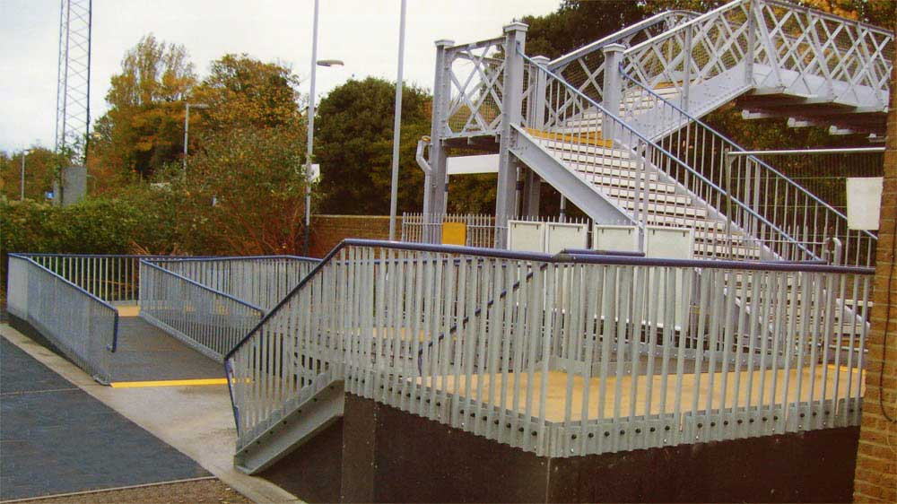 Rail Ramps