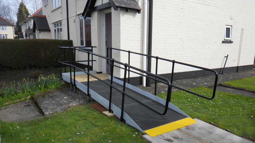 Access Ramp System for Residential | 1000mm