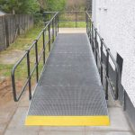 1200mm Residential Access Ramp System