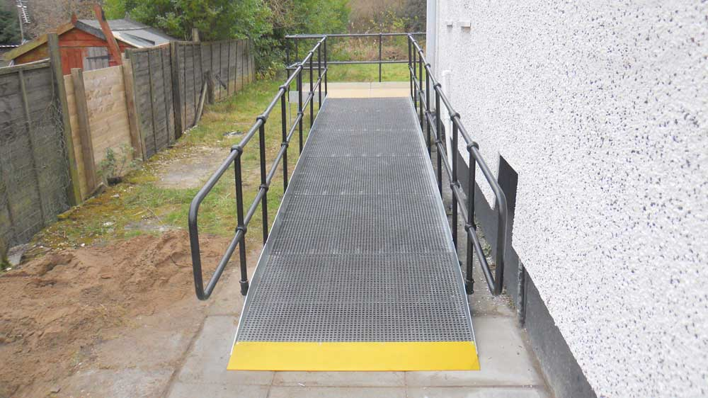Access Ramp System for Residential | 1200mm