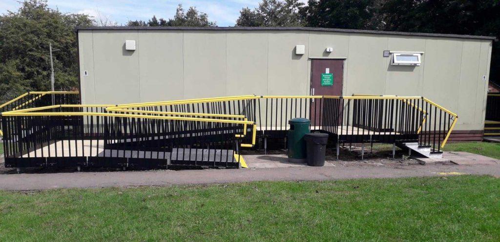 Public Access Ramp 1500mm