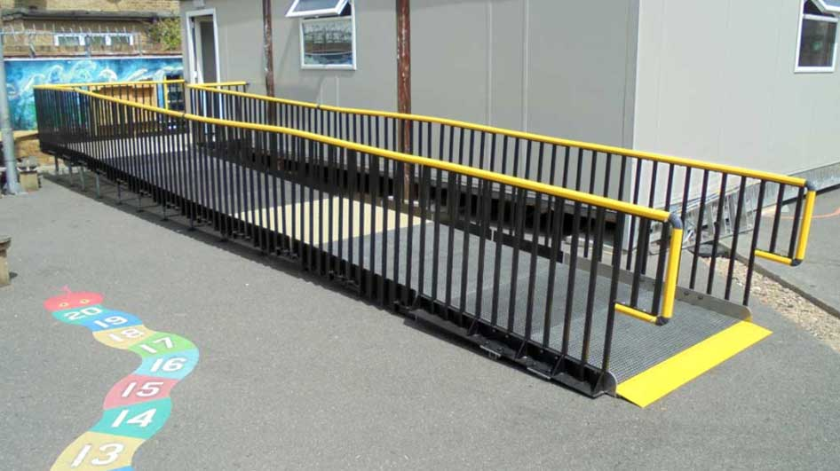 Public Access Ramps