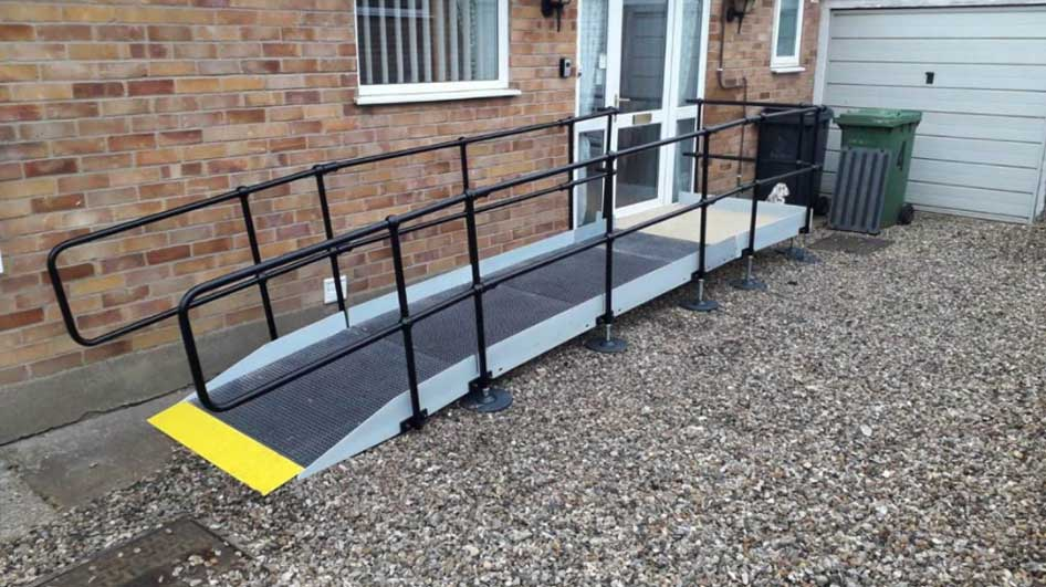 Residential Access Ramps